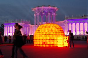 BIBIGLOO - Circle of light Festival - Moscow, Russia 2014