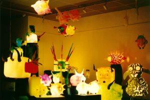BIBI's Ark - Peschot gallery, Sète, France 2000