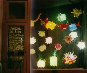 """BIBI's Ark - Squat """"MIX'ART"""", Toulouse, France 2001"""