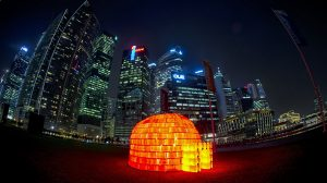 BIBIGLOO - Ilight Marina Bay - Singapore 2012