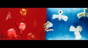 Installation d'après « Le chariot de foin » de Jérôme Bosch - Les journées de l'Amour – Sète 2003