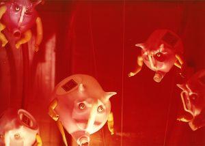 """L'enfer de BIBI, c'est ici au 59 rue de Rivoli - Paris, squat """"Chez Robert"""" - fev. 2001"""