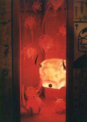 "L'enfer de BIBI, c'est ici au 59 rue de Rivoli - Paris, squat ""Chez Robert"" - déc. 2001"