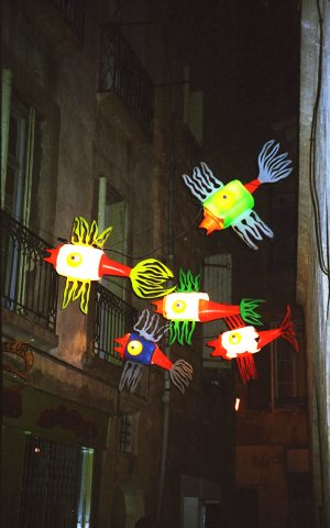 Installation - Pézenas, France - 2001
